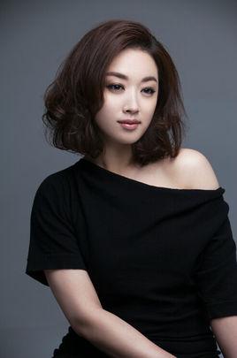 演员张蓓蓓